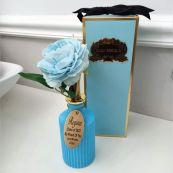 Peony Reed Diffuser Room Fragrance Graduation Tag