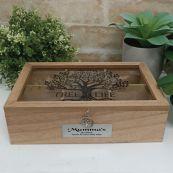 Mum Tree of Life Tea Box