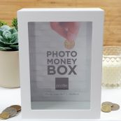 Money Box with Photo Insert