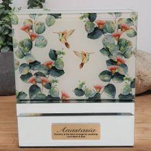 Personalised Mirror Jewellery Box - Gumtree