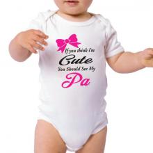 You Should See My  Poppy Bodysuit