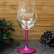Football Coach  Engraved Personalised Wine Glass