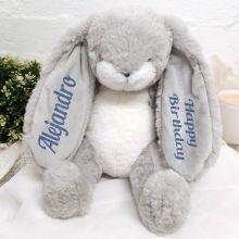 Nibble Birthday Bunny Rabbit Plush Toy 30cm