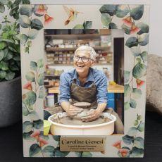 Personalised Memorial Frame 5x7 Photo Glass Gumtree