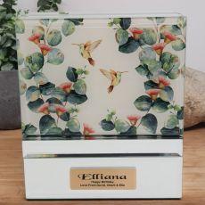 Birthday Personalised Mirror Jewellery Box - Gumtree