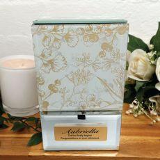 Retirement Personalised Trinket Box Tenderly