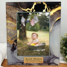 1st Birthday Photo Frame 5x7 Treasured Cove