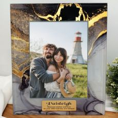 40th Birthday Photo Frame 5x7 Treasured Cove