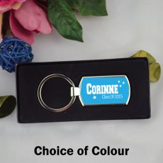 Graduation Class Of Keyring - Personalised Gift