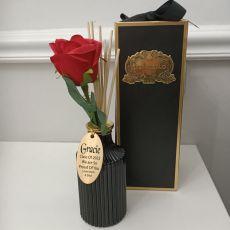 Rose Reed Diffuser Room Fragrance Grandma Tag