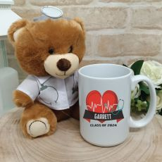 Doctor Graduation Bear & Mug Set