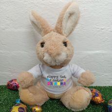 Easter Bunny Rabbit Personalised Shirt- Byron