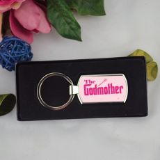 The Godmother Keyring Assorted Colours
