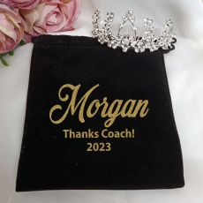 Coach Medium Floral Tiara in Personalised Bag