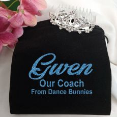 Coach Small Flower Tiara in Personalised Bag