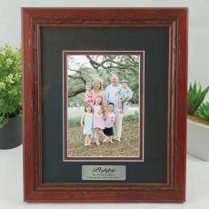 Pop Photo Frame 5x7 Wooden with Black Surround