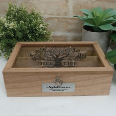 Birthday Tree of Life Tea Box