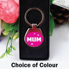 Mum Boxed Keyring Gift