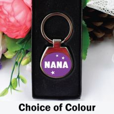 Nana Boxed Keyring Gift