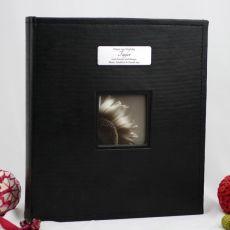 50th Birthday Personalised Photo Album 5x7 Photo