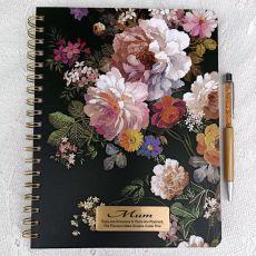2021 Mum Weekly Planner Calendar Floral