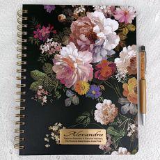 2021 Personalised Weekly Planner Calendar Floral