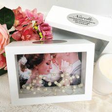 Personalised Keepsake Shadow Box Photo Frame