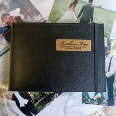 Personalised Grandpa Brag Album - Black 5x7