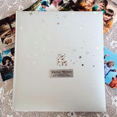 Personalised Baby Drymount Photo Album  - Baby Bear