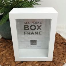Keepsake Shadow Box Photo Frame 5x7