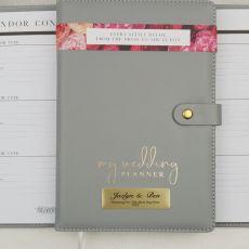 My Wedding Planner Personalised Book