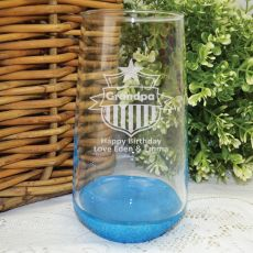 Grandpa Engraved Personalised Glass Tumbler