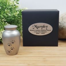 Pet Memorial Mini Urn Stainless Steel
