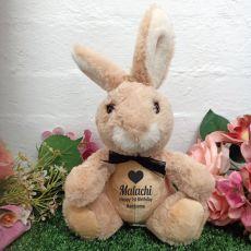 Birthday Bunny Rabbit Plush - Byron