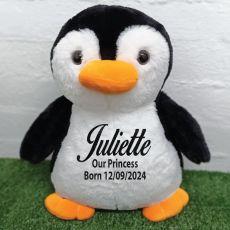 Baby Bear 40cm Pecky Penguin Plush