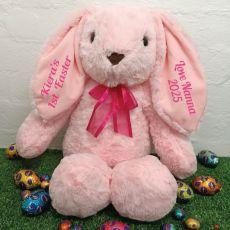 1st Easter Rabbit Bunny Plush - 40cm Pink