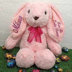 Easter Rabbit Bunny Plush - 40cm Pink