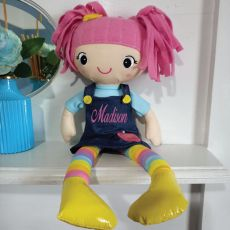 Personalised Rag Doll - Luna