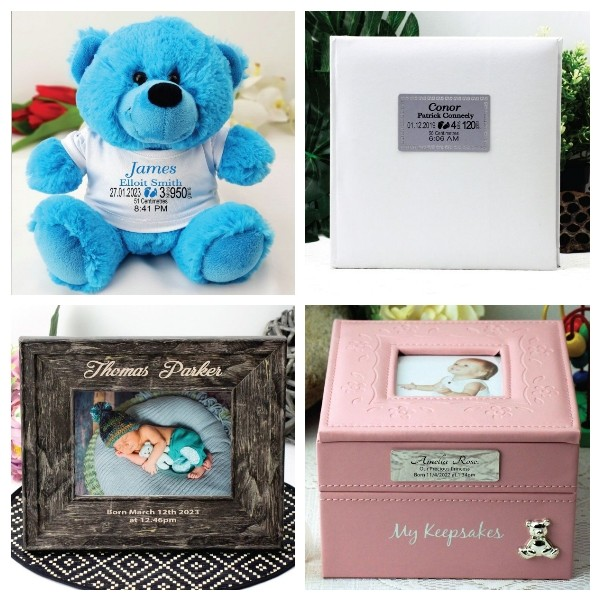 Our Top 5 Baby Gifts
